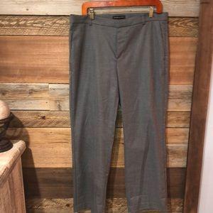 Banana Republic NWT Grey Trousers 12